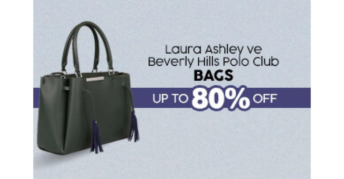 faed3a66eff3d Laura Ashley ve Beverly Hills Polo Club Bags - الصفحة 2