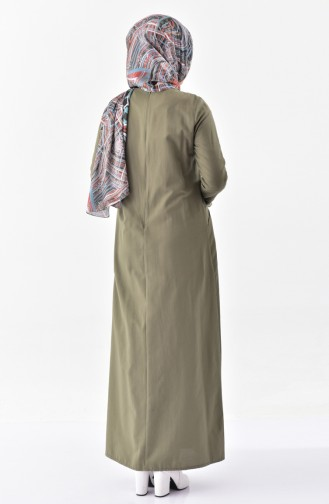 Khaki Dress 2996-02