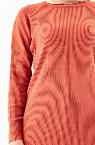 ملابس مُحاكة قرميدي 3616-14