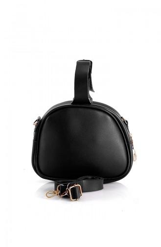 Women´s Shoulder Bag Bs10523 Black 10523SI