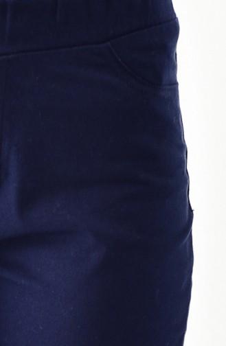 Navy Blue Broek 8301-03