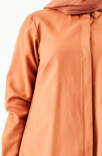 Tunic Shirt 0694-15 Tobacco 0694-15