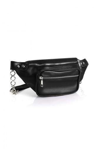 Women´s Waist Bag Bs10516 Black 10516SI