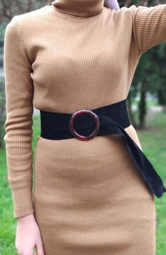 Women´s Belt DRM01 Black 01