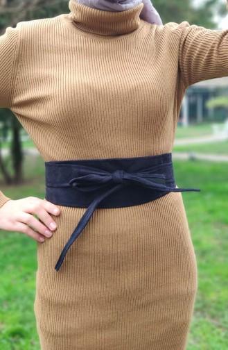 Women´s Belt DRM05-01 Black 05-01