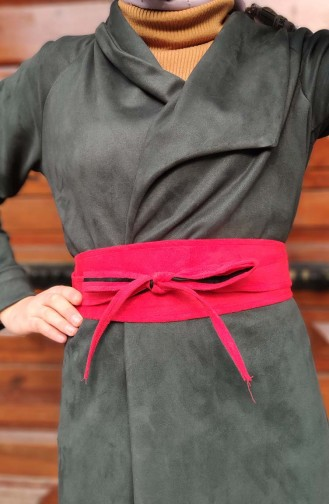 Women´s Belt DRM05-05 Red 05-05