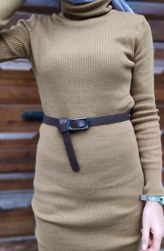 Women´s Belt KL04-03 Brown 04-03