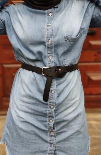 Women´s Belts KL06 Black 06