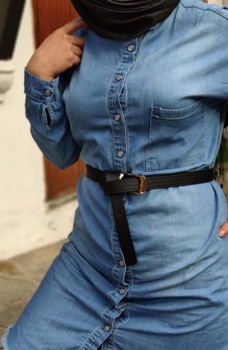 Women´s Belt KL07-01 Black 07-01