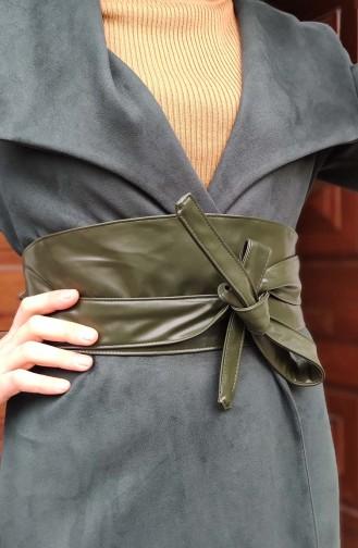 Women´s Belt KL10-03 Green 10-03