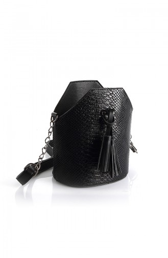 Women´s Shoulder Bag Bs10529 Black 10529SI
