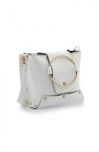 Stilgo Women´s Shoulder Bag Pls109-03 White 109-03