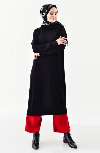 Knitwear Wide Leg Pants 9025-02 Red 9025-03
