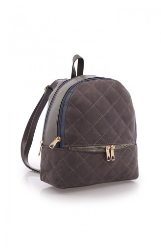 Stilgo Women Shoulder Bag AV10Z-01 Gray 10Z-01