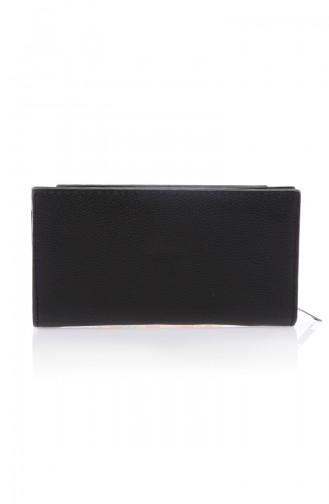 Stilgo Printed Case Wallet Ux101Z-02 Black 101Z-02