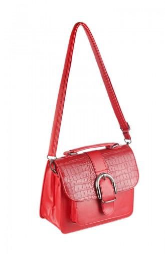 Women Shoulder Bag 42336-06 Red 42336-06