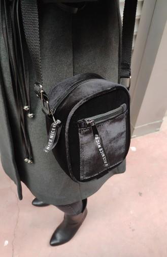 Women Cross Bag U0005-01 Black 0005-01