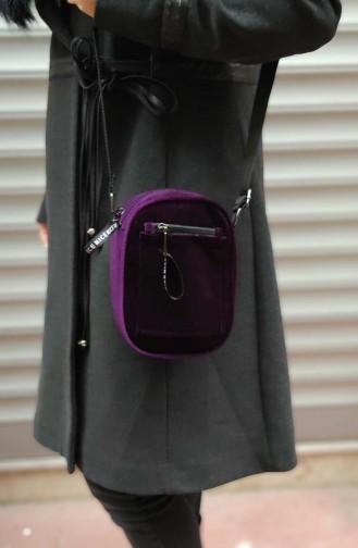 Women Cross Bag U0005-05 Purple 0005-05