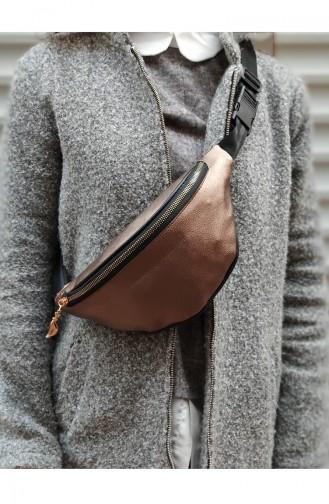 Women Waist Bag U0001-12 Copper 0001-12
