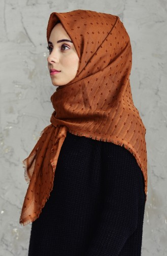 Scarf 19044-18 Ginger Colour 19044-18