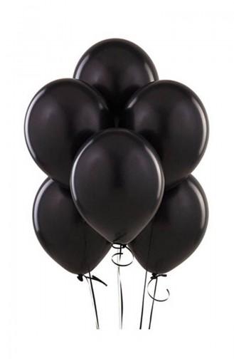 Siyah Balon KM-BLN-0070