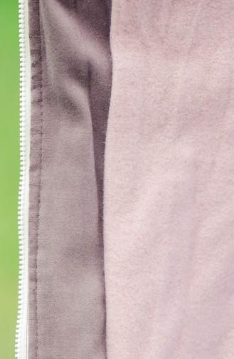 Belted Padded Coat 1908-02 Dark Beige 1908-02