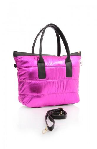 Stilgo Womens Shoulder Bag CN21Z-03 Fuchsia 21Z-03