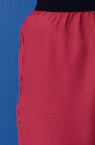 Pantalon de Marche Viscose 8302-01 Couleur Cannelle 8302-01