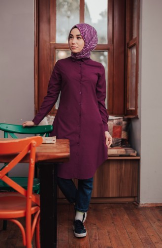 Tunique Plum 2501-02