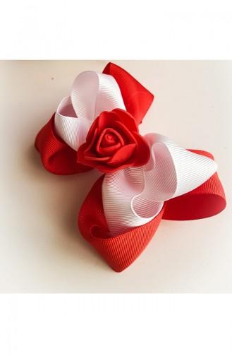 Chapeau et Bandana Rouge 10001