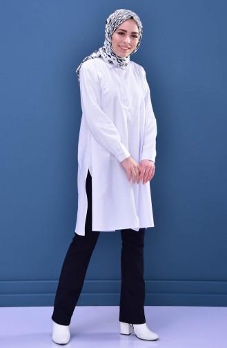Minahill Elastic Waist Trouser 8301-01 Black 8301-01