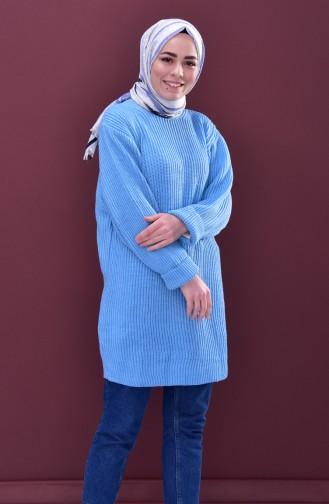 Knitwear Sweater 3096123-04 Blue 3096123-04