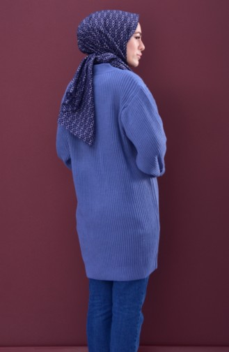 Knitwear Sweater 3096123-06 Indigo 3096123-06