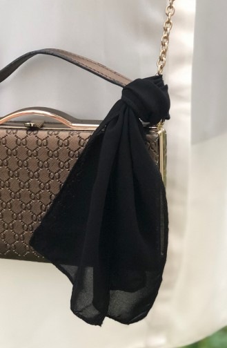 Kobe Crepe Shawl 24621-03 Black 24621-03