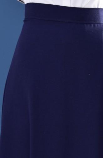 Jupe a Fermeture 8211-05 Bleu Marine 8211-05