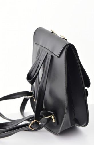 Stilgo Women´s Backpack Du106Z-01 Black 106Z-01