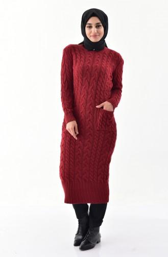 Claret Red Tunics 8085-01