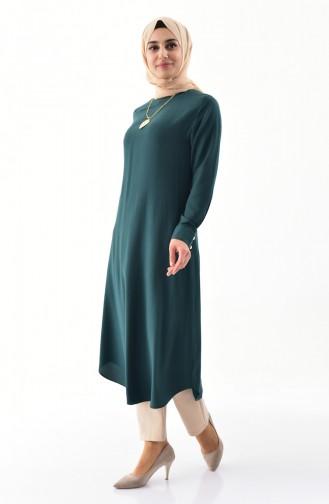 Tunique Vert emeraude 3116-08