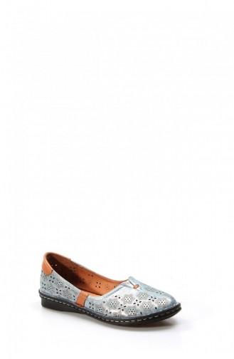 Fast Step Casual Shoes 407Za1425 19 Jeans Blue 407ZA1425-16781639