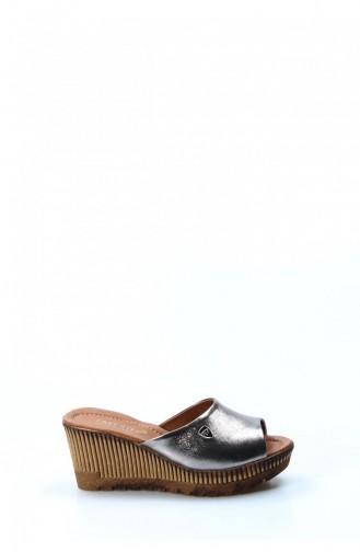 Copper Summer slippers 733ZA04-16777216