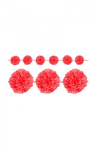 Red Party Materials 0456