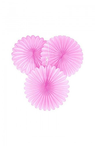 Pink Party Materials 0993