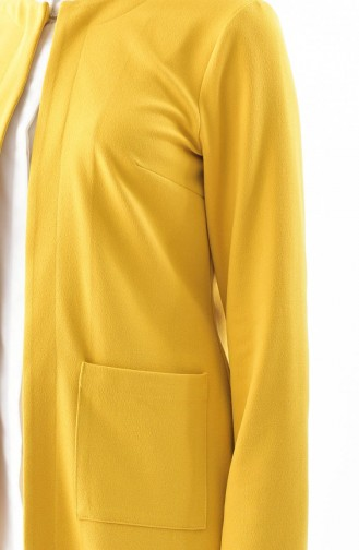 DURAN Pocketed Classic Jacket 8002-01 Yellow 8002-01