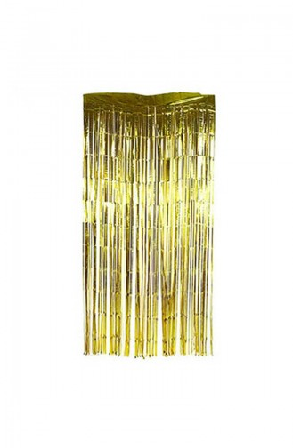 Gold Colour Party Materials 1252