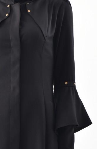 BURUN Overcoat 61272-02 Black 61272-02