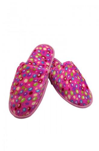 الأحذية منزل وردي 03-03