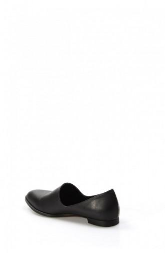 Fast Step Günlük Ayakkabı 407Za700 01 Siyah
