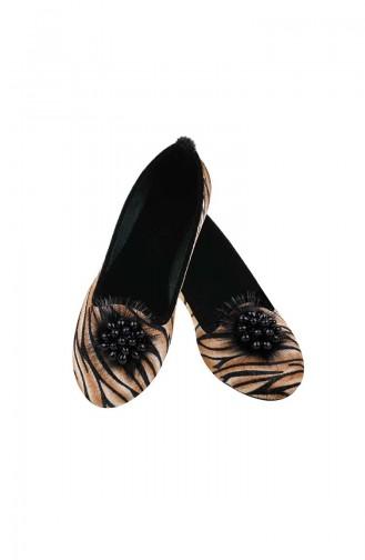 Women s Flat shoe 0109-04 Leopard 0109-04