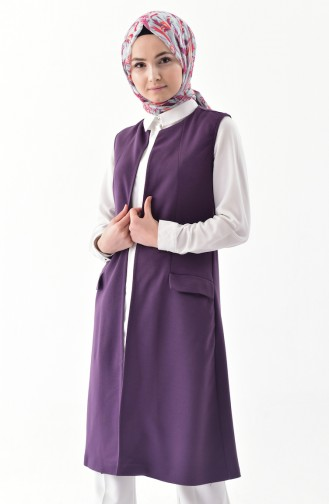 Purple Vest 1047-07