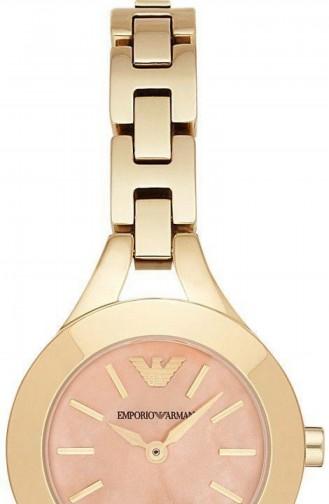 Gold Uhren 7417